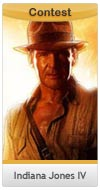 Indiana Jones and the Kingdom of the Crystal Skull DVD Contest
