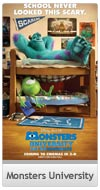 Monsters University - Feature Trailer