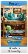 Monsters University - Poster 2-3