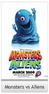 Monsters vs. Aliens - Trailer B
