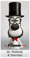 Link to Mr. Peabody & Sherman