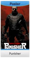 Punisher: War Zone - Comic Con Poster