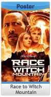 Race to Witch Mountain - Poster