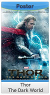 Thor The Dark World - Poster