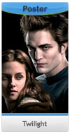 Twilight - UK Quad Poster