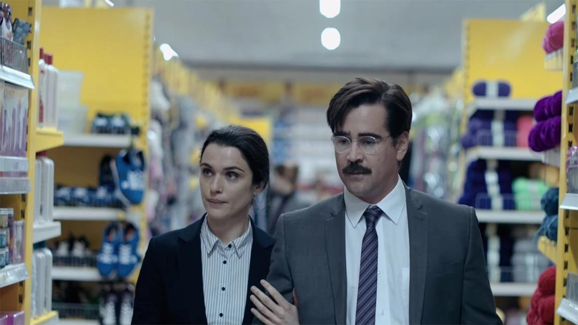 The Lobster Trailer Screencap #2
