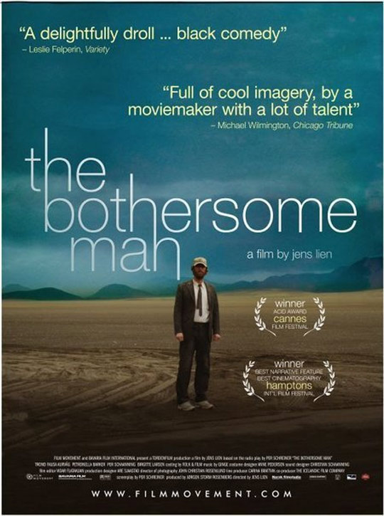 The Bothersome Man Poster