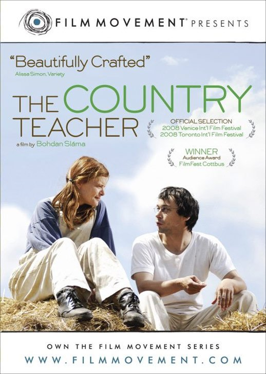 The Country Teacher (Venkovsk� ucitel) Poster