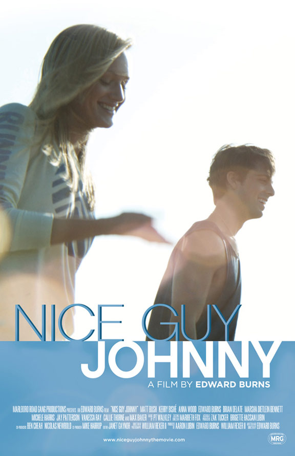 Nice Guy Johnny Poster