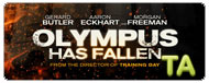 Olympus Has Fallen: Generic Interview - Angela Bassett and Aaron Eckhart