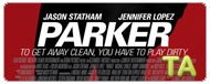 Parker: TV Spot - On Blu-Ray