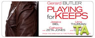 Playing For Keeps: Interview - Gerard Butler