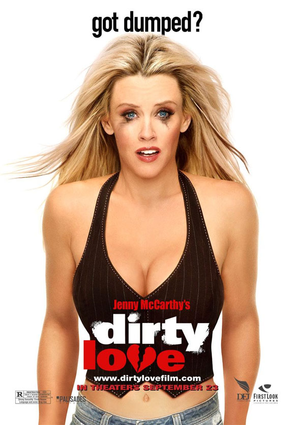 Dirty Love Poster