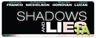 Shadows & Lies: What's His Name?