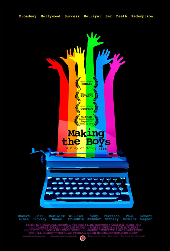 Making the Boys Poster
