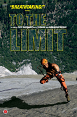 To the Limit Poster
