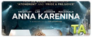 Anna Karenina: TV Spot - Critical Acclaim