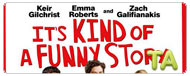It's Kind of a Funny Story: Interview - Emma Roberts