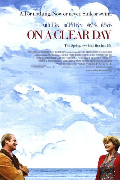 On a Clear Day Poster