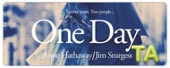 One Day: TV Spot - On Blu-Ray