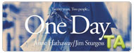 One Day: TV Spot - Critical Acclaim