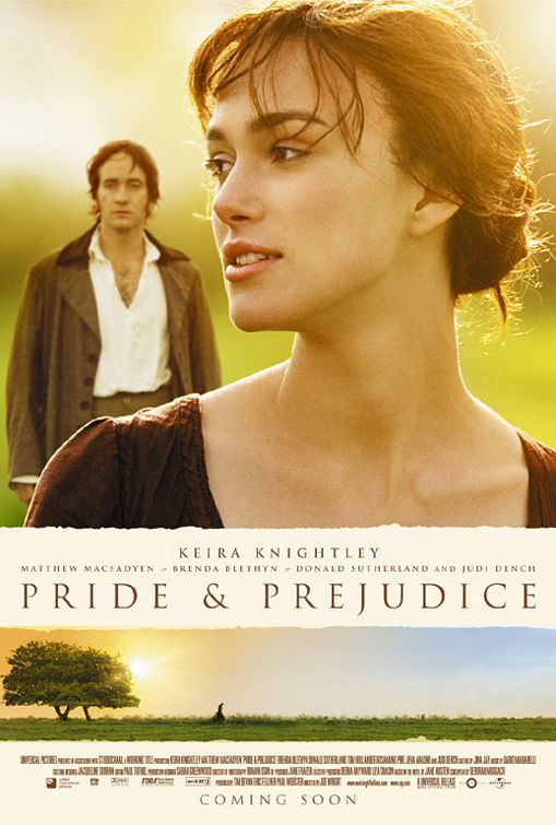 Pride and Prejudice (2005) Poster