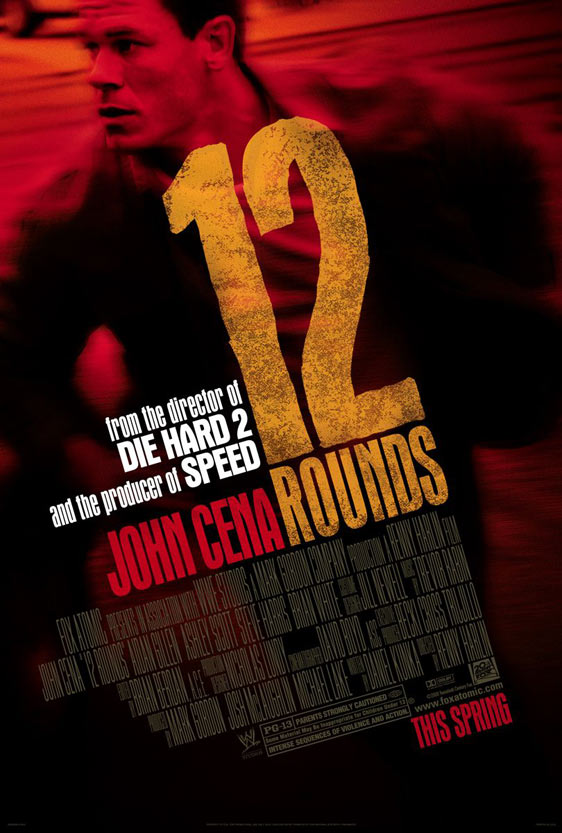 12 Rounds UNRATED DVDR-Replica.