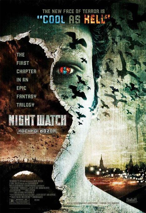 Night Watch (Nochnoi Dozor) Poster