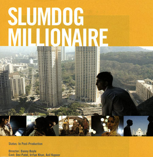 slum dog millionaire movie analysis Athos, porthous and latika 'slumdog millionaire' directed by danny boyle is about a young boy growing up in the slums of mumbai, india the idea of hope is developed throughout the film by.