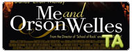 Me and Orson Welles: Teaser Trailer