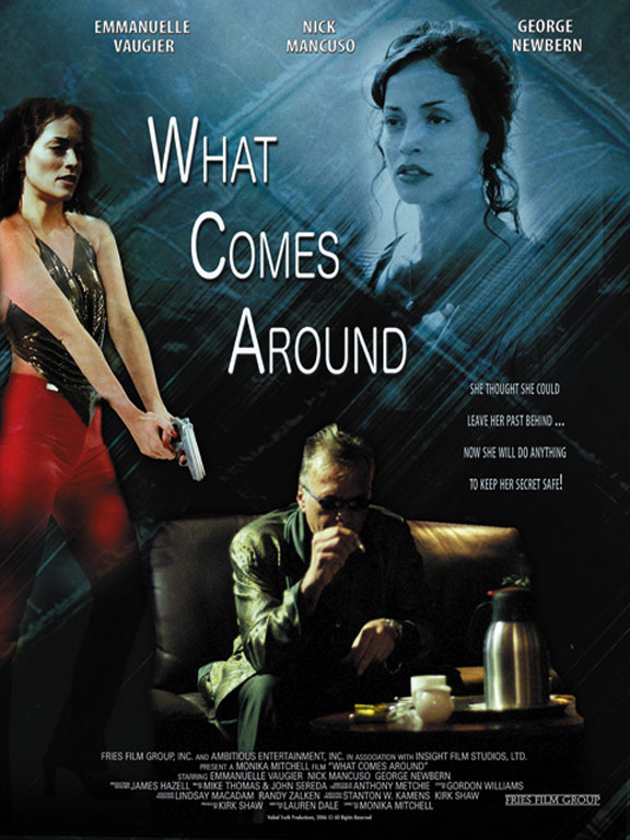 What Comes Around (Veiled Truth) Poster