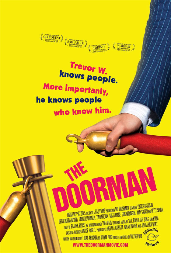 The Doorman Poster