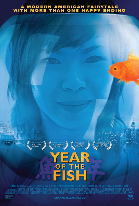 Year of the Fish Poster