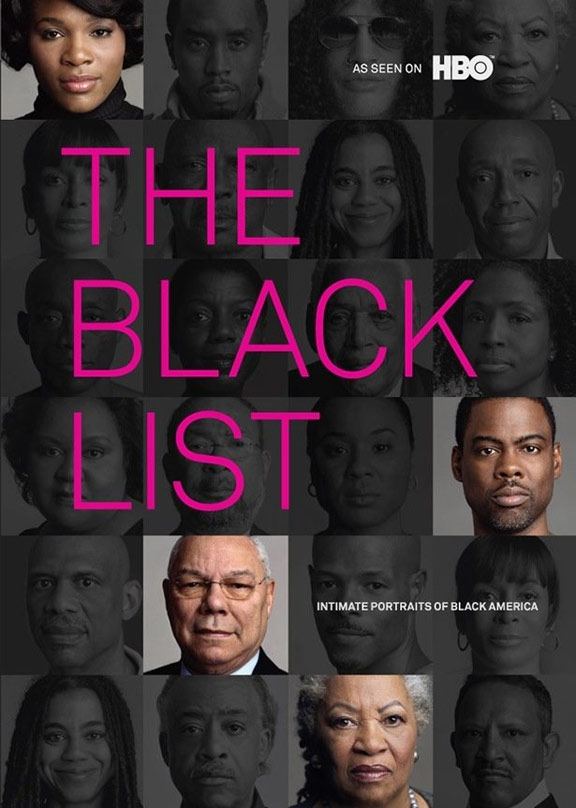 The Black List: Volume One Poster