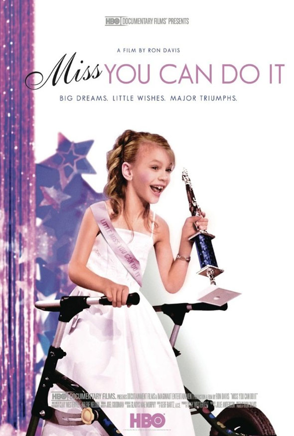Miss You Can Do It Poster
