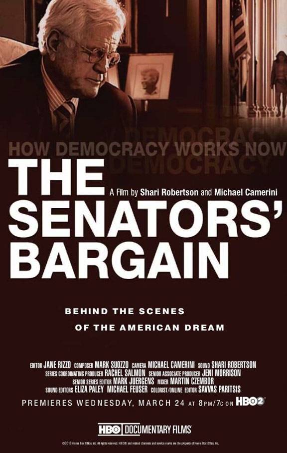 The Senators' Bargain Poster
