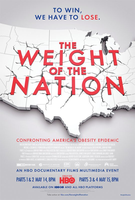 Weight of the Nation Poster