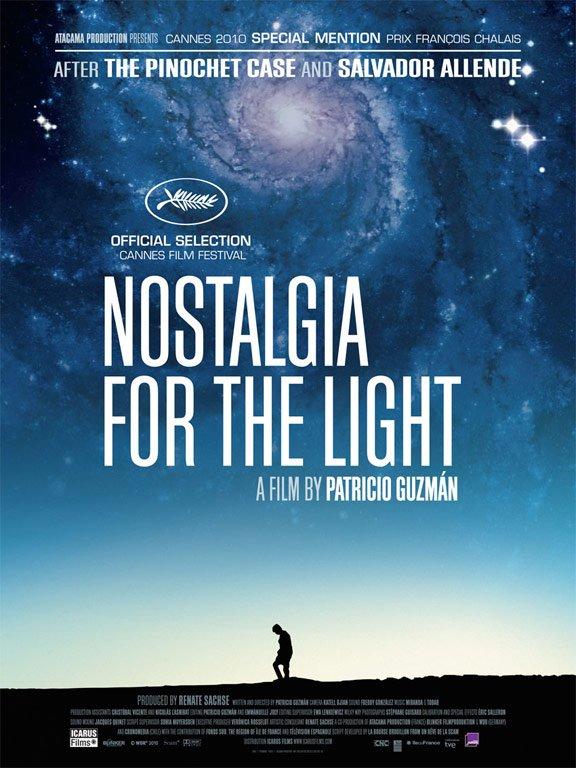 Nostalgia for the Light (Nostalgie de la lumi�re) Poster
