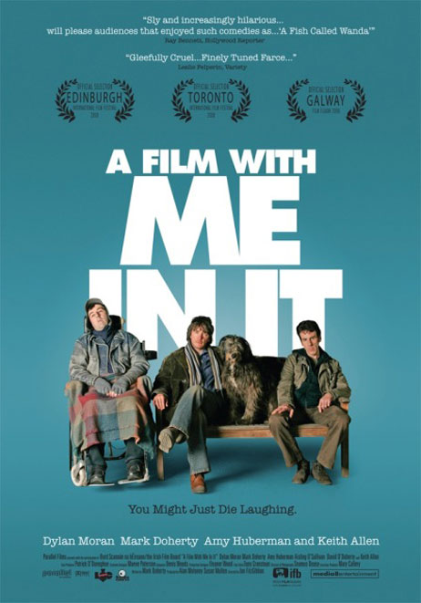 A Film with Me in It Poster