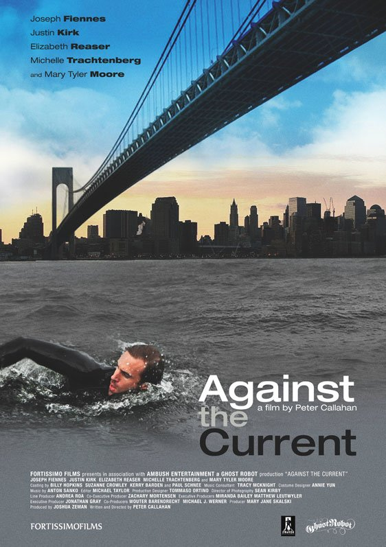 Against the Current Poster