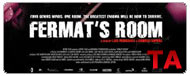 Fermat's Room (La Habitaci�n de Fermat): International Trailer