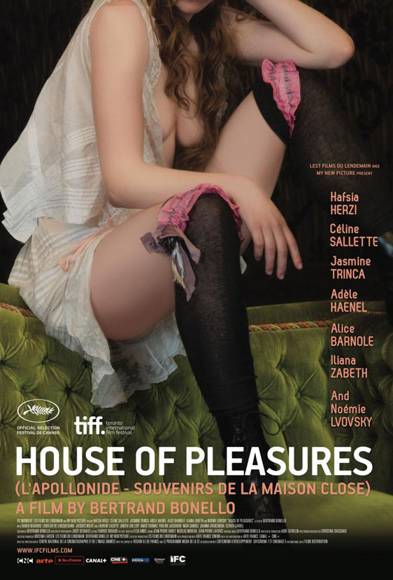 House of Pleasures Poster