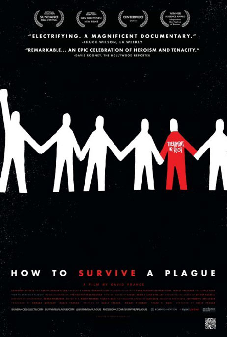How to Survive a Plague Poster