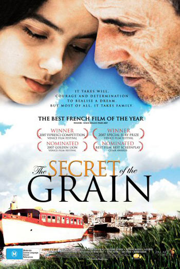 The Secret of the Grain Poster