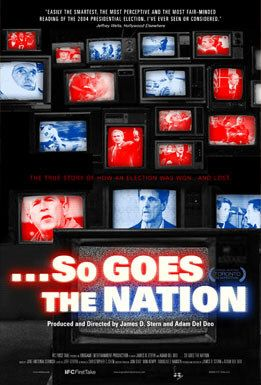 ...So Goes the Nation Poster