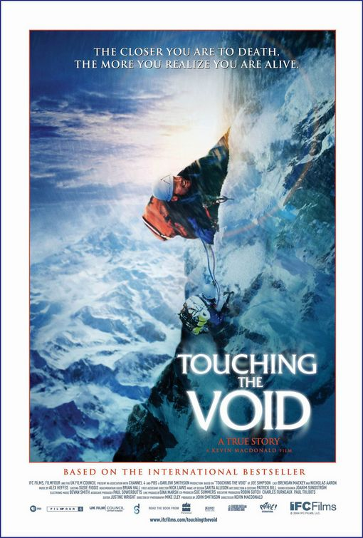 Touching the Void Poster
