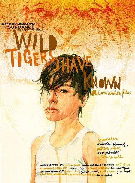 Wild Tigers I Have Known Poster