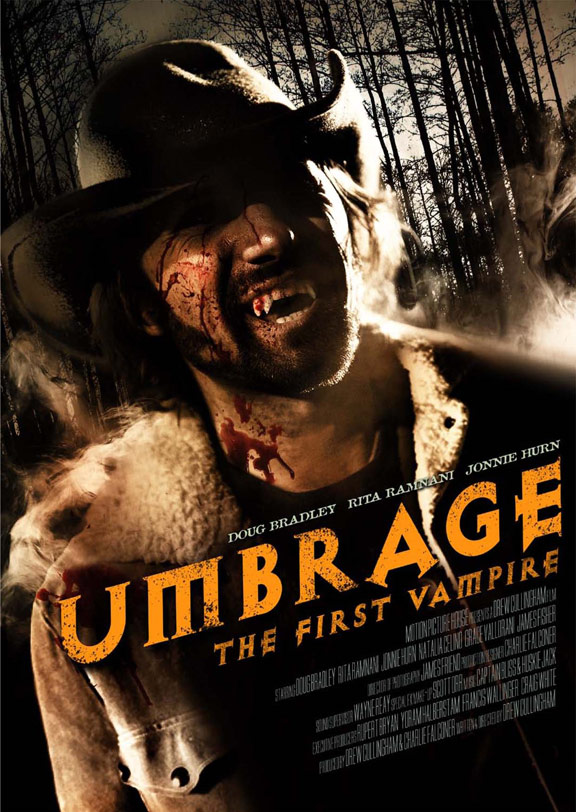 Umbrage: The First Vampire Poster