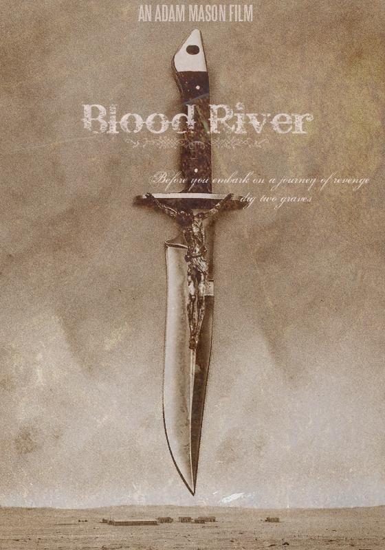 Blood River Poster