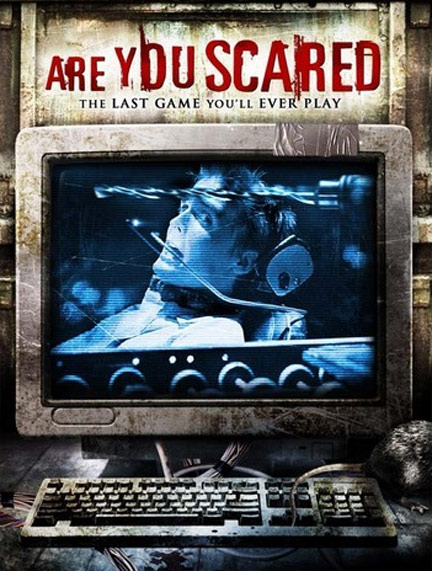 Are You Scared? Poster